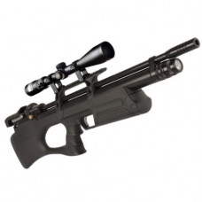 KRAL Breaker BULLPUP PCP Pre Charged Air Rifle .22 calibre 12 shot Black Synthetic