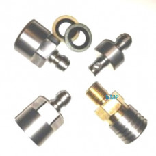 Quick Coupler Starter Kit 1/8th BSP PCP Pre charged fittings