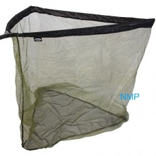 36 inch Specimen Landing Net Two-Tone Mesh with Metal V Block and Stink Bag NGT