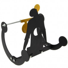 Anglo Arms Swinging Zombie Target